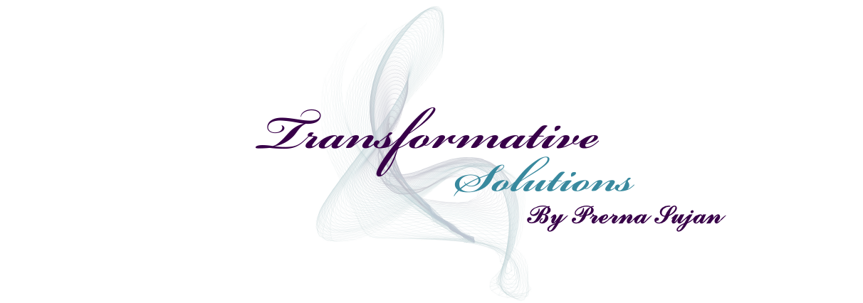 Transformative Solutions by Prerna Sujan